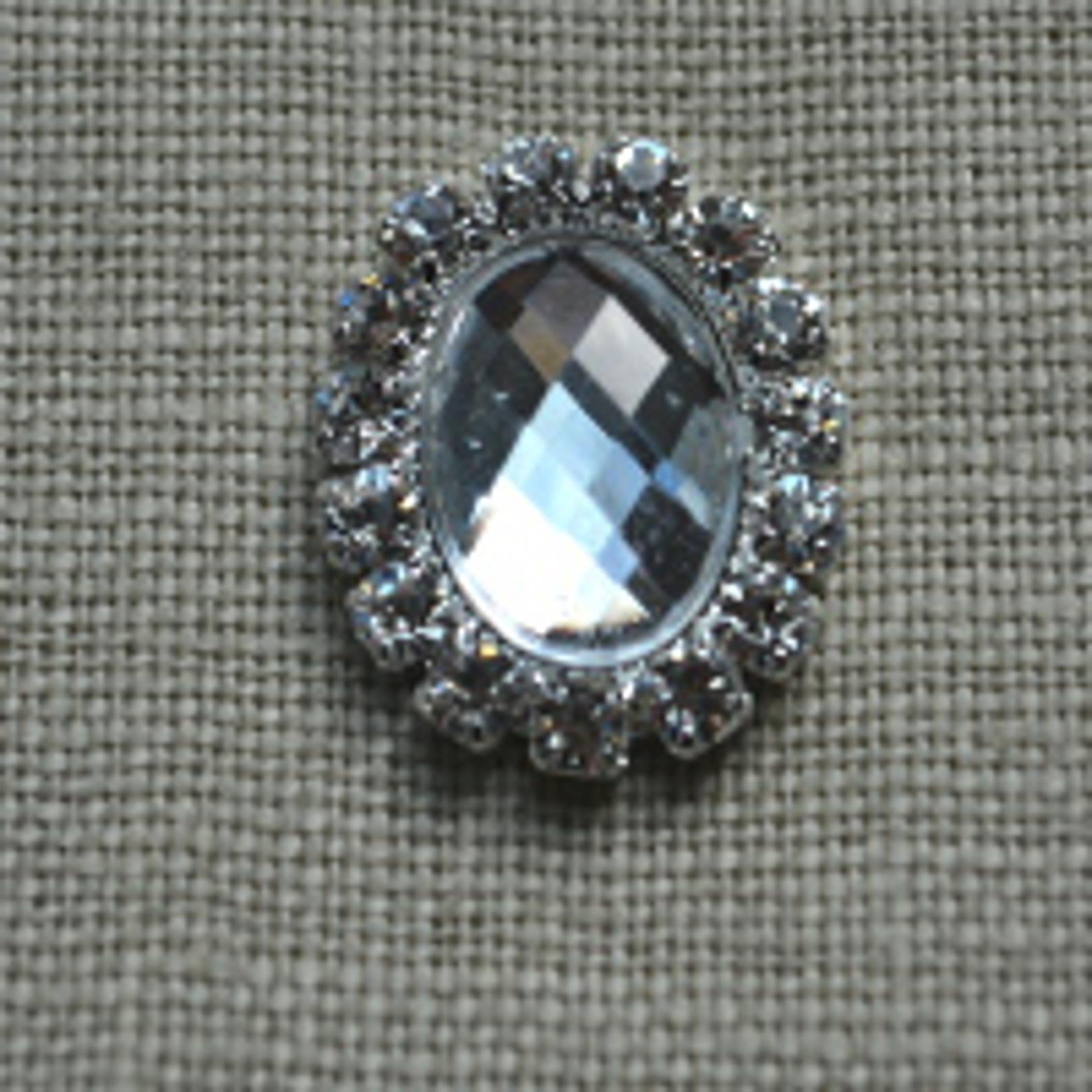 Diamante And Pearl Wedding Embellishment For DIY Invitations
